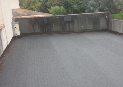 Réfection étanchéité terrasse non isolée à Tarbes (65) 1
