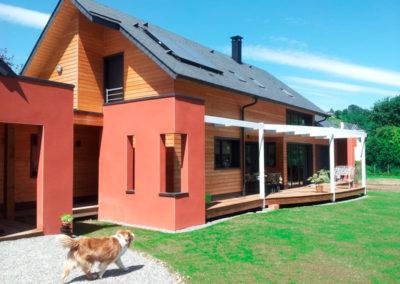 Ossature Bois – autres constructions