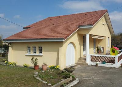 Réfection de toiture Maison individuelle - APRÈS