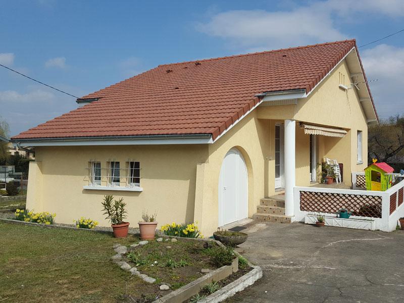Couverture de toiture – réfection de toiture – Tuiles mécaniques